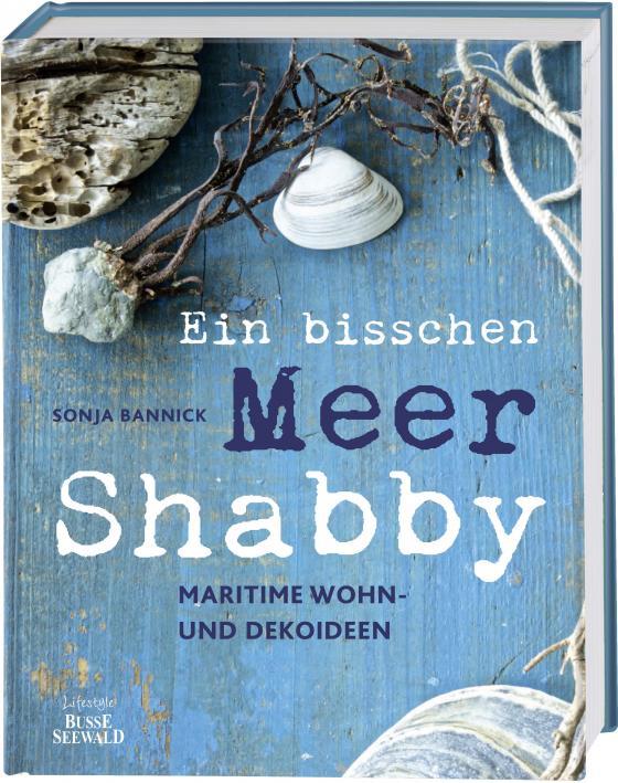 Cover-Bild Ein bisschen Meer Shabby