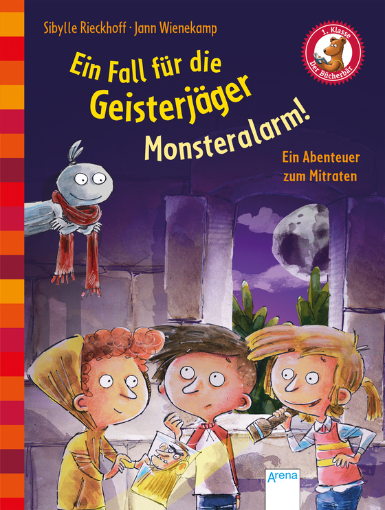 Cover-Bild Ein Fall für die Geisterjäger. Monsteralarm!