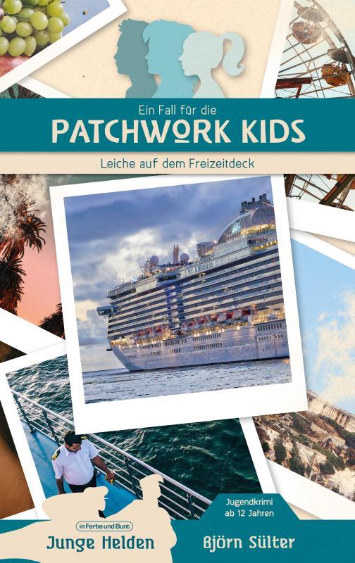 Cover-Bild Ein Fall für die Patchwork Kids