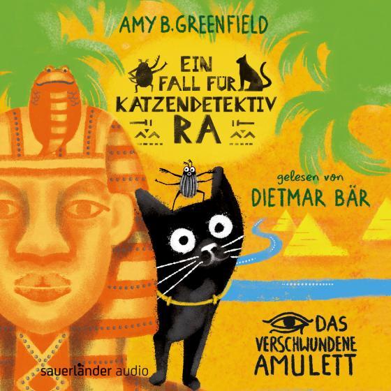 Cover-Bild Ein Fall für Katzendetektiv Ra - Das verschwundene Amulett