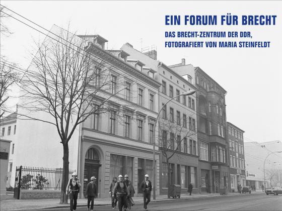 Cover-Bild Ein Forum für Brecht