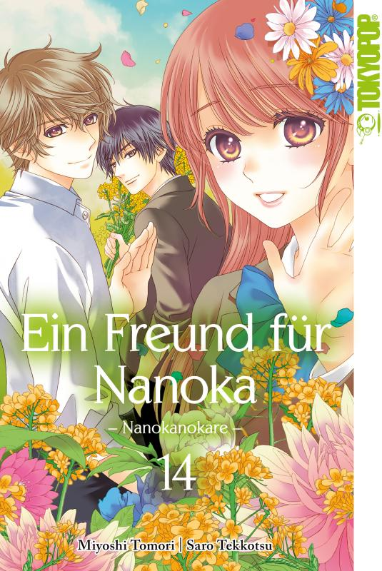 Cover-Bild Ein Freund für Nanoka - Nanokanokare 14