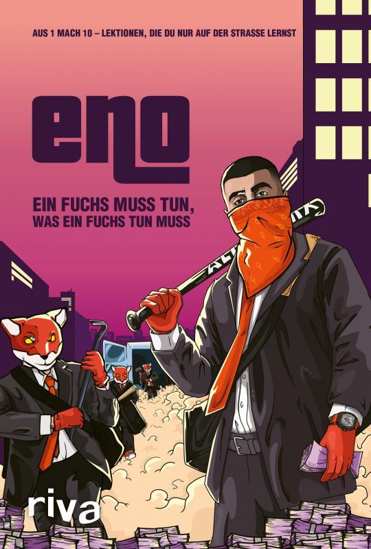 Cover-Bild Ein Fuchs muss tun, was ein Fuchs tun muss