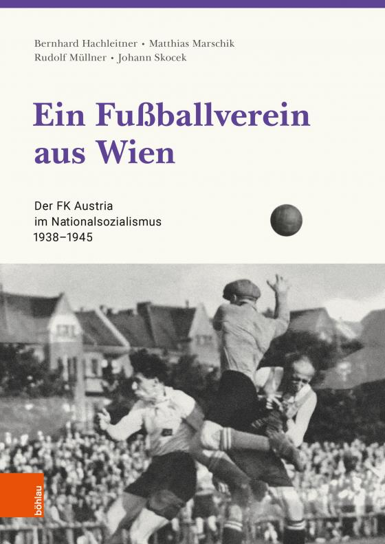 Cover-Bild Ein Fußballverein aus Wien