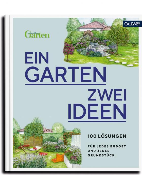 Cover-Bild Ein Garten - zwei Ideen