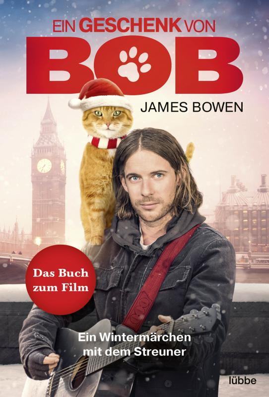 Cover-Bild Ein Geschenk von Bob