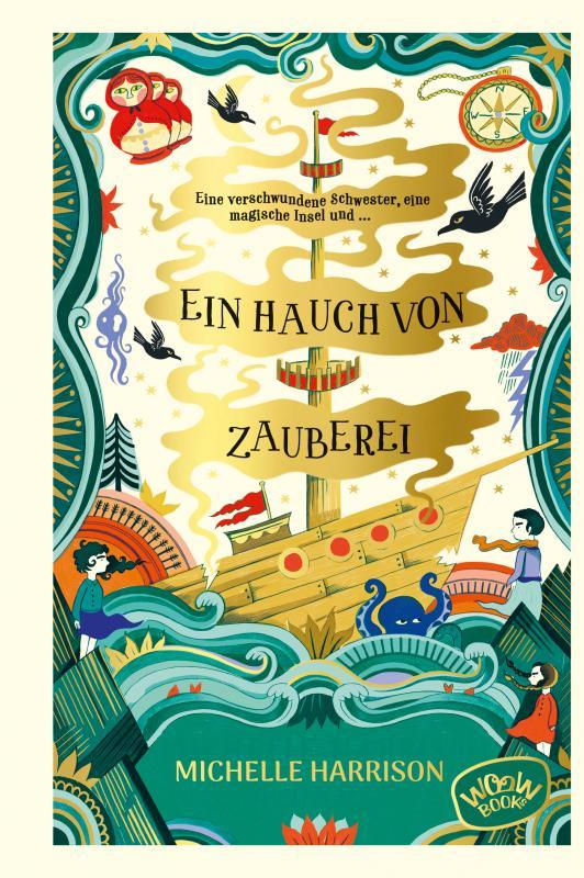 Cover-Bild Ein Hauch von Zauberei - Bd. 2
