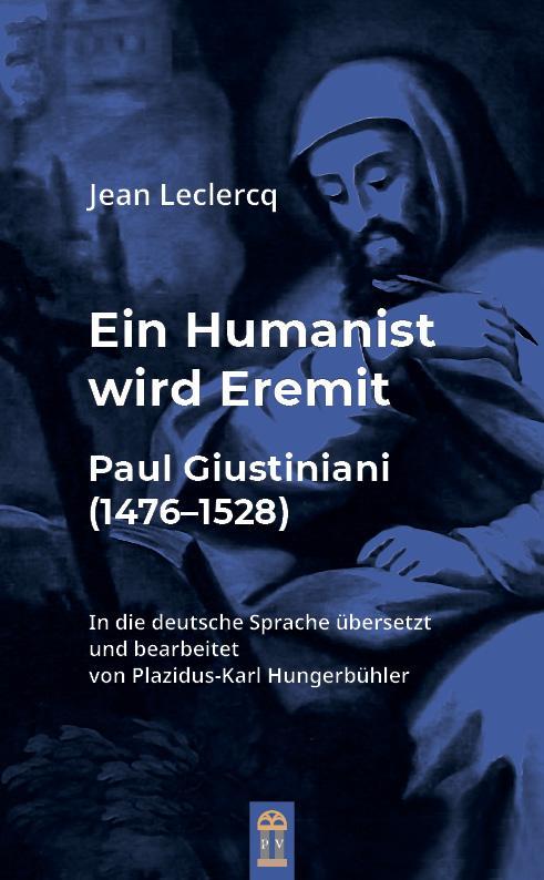 Cover-Bild Ein Humanist wird Eremit