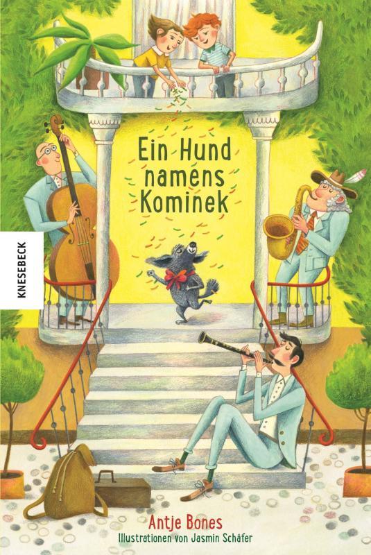 Cover-Bild Ein Hund namens Kominek