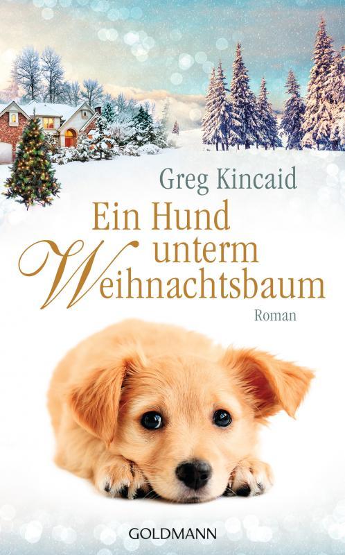 Cover-Bild Ein Hund unterm Weihnachtsbaum