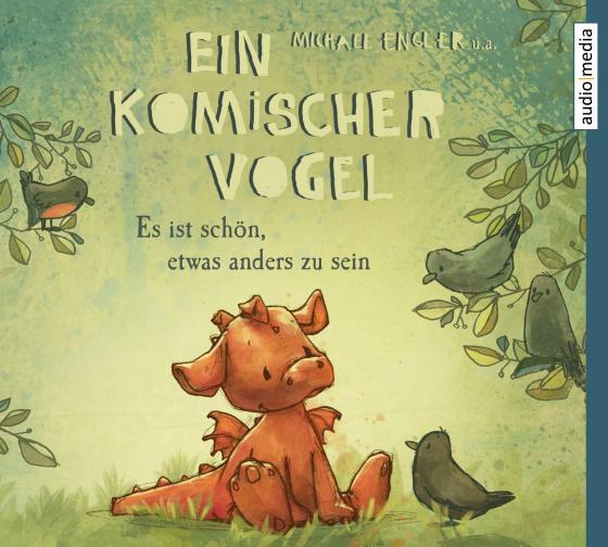 Cover-Bild Ein komischer Vogel