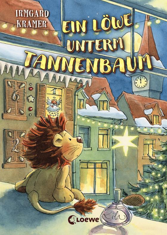 Cover-Bild Ein Löwe unterm Tannenbaum
