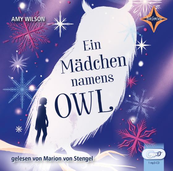 Cover-Bild Ein Mädchen namens Owl