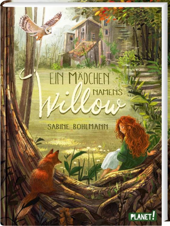 Cover-Bild Ein Mädchen namens Willow