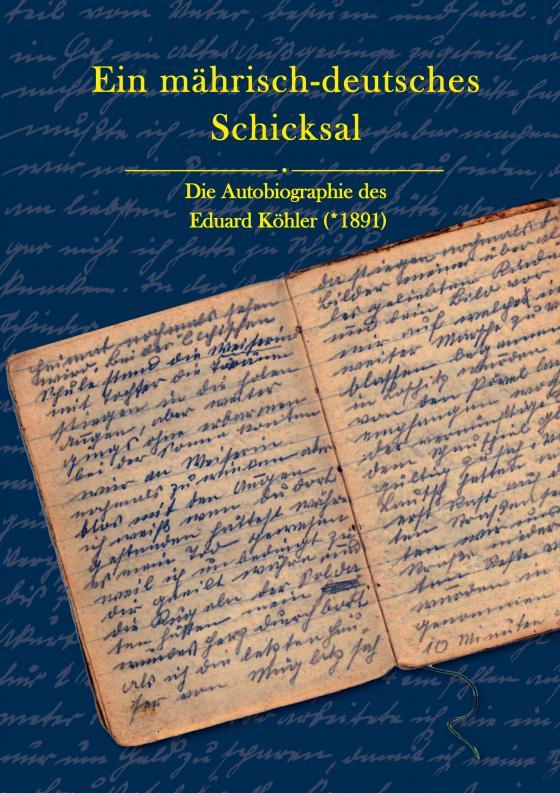 Cover-Bild Ein mährisch-deutsches Schicksal