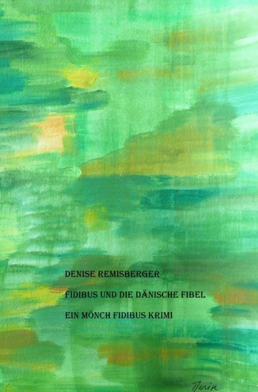 Cover-Bild Ein Mönch Fidibus Krimi / Fidibus und die dänische Fibel