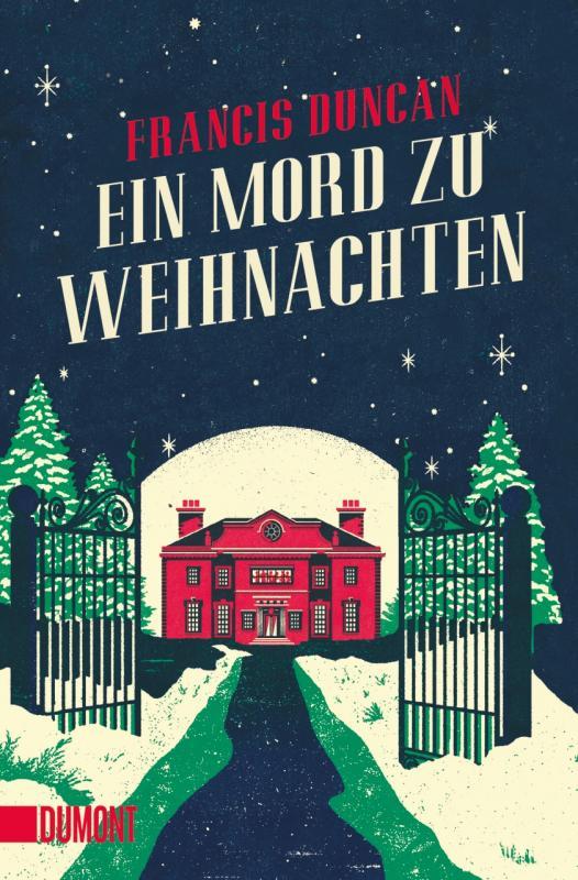 Cover-Bild Ein Mord zu Weihnachten