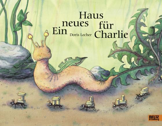 Cover-Bild Ein neues Haus für Charlie