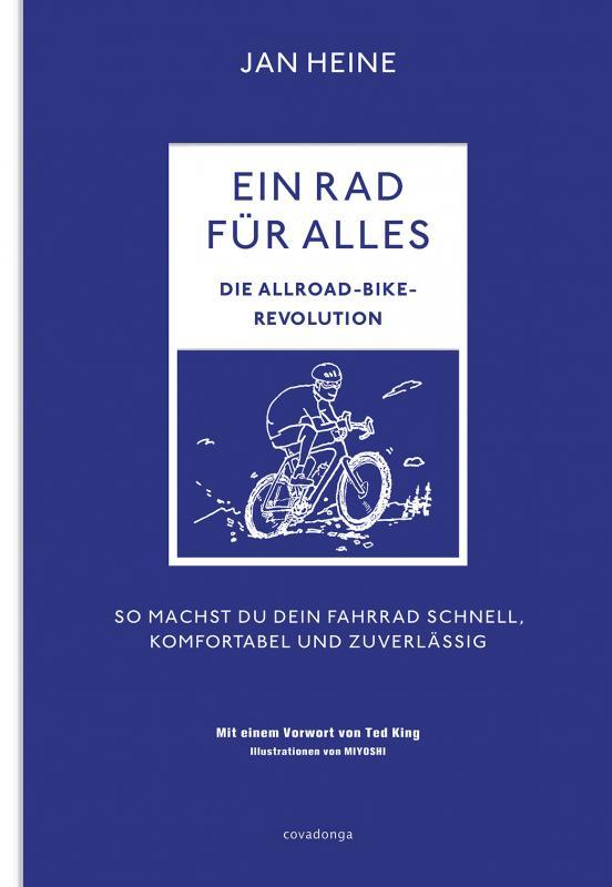 Cover-Bild Ein Rad für alles – Die Allroad-Bike-Revolution