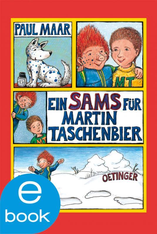 Cover-Bild Ein Sams für Martin Taschenbier