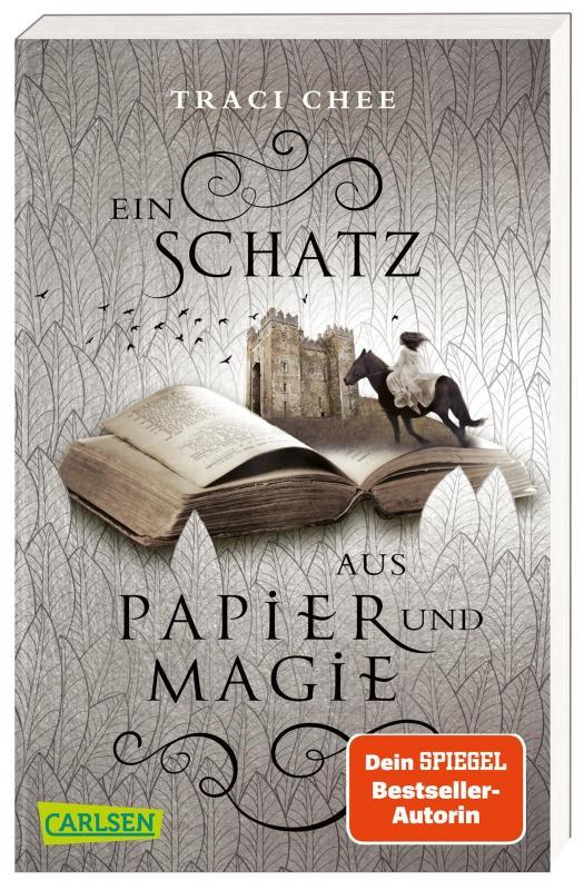 Cover-Bild Ein Schatz aus Papier und Magie (Das Buch von Kelanna 2)