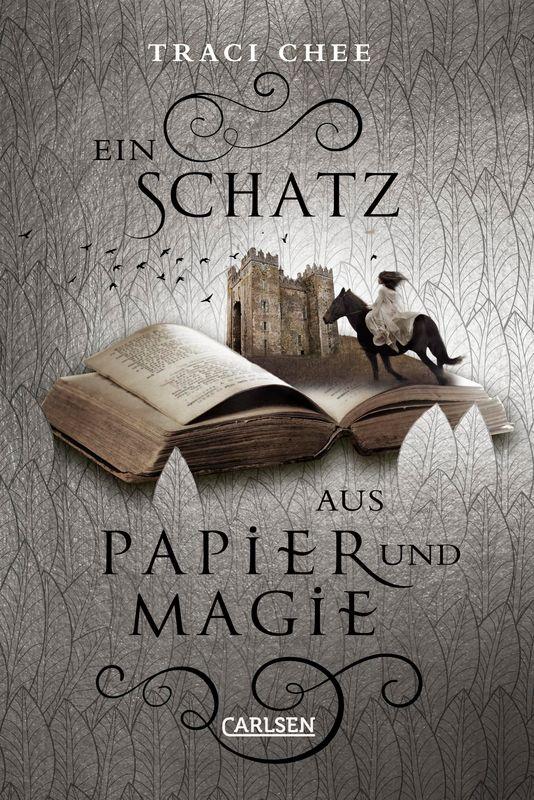 Cover-Bild Ein Schatz aus Papier und Magie