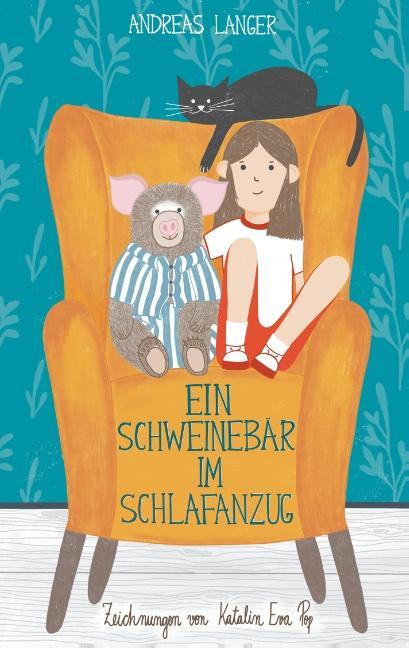 Cover-Bild Ein Schweinebär im Schlafanzug