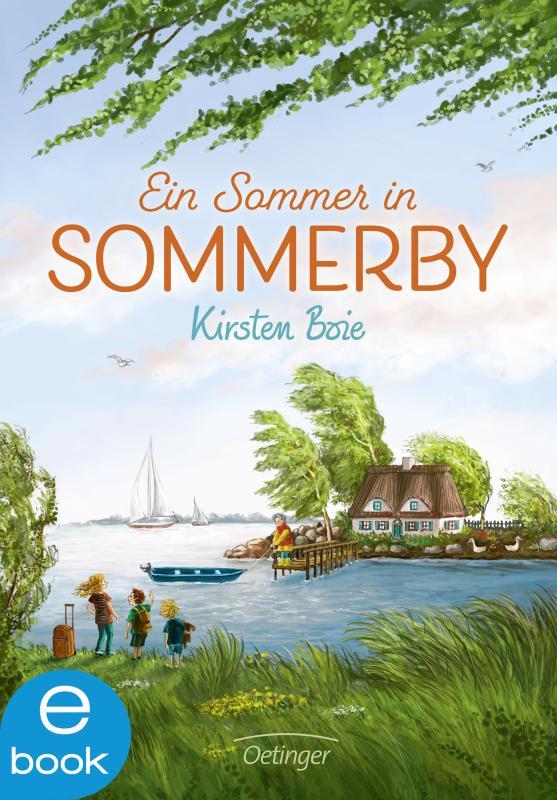 Cover-Bild Ein Sommer in Sommerby