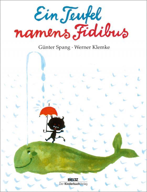 Cover-Bild Ein Teufel namens Fidibus