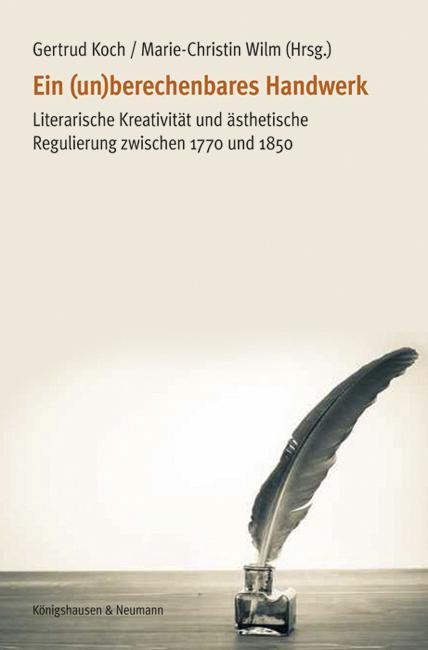 Cover-Bild Ein (un)berechenbares Handwerk