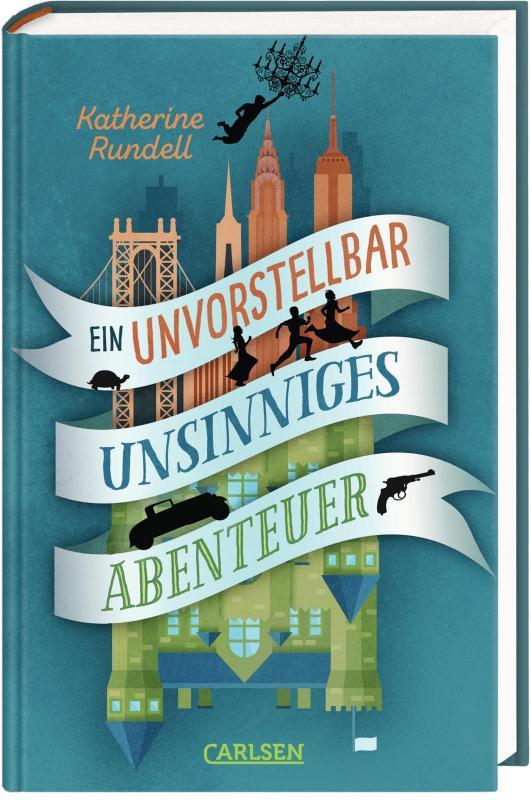 Cover-Bild Ein unvorstellbar unsinniges Abenteuer