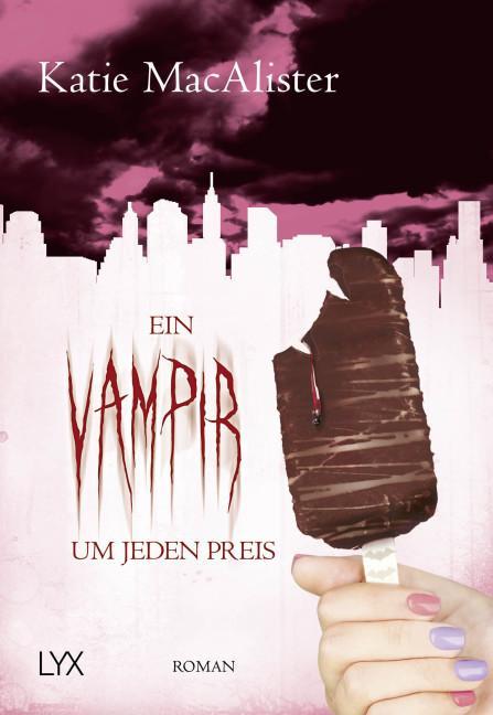 Cover-Bild Ein Vampir um jeden Preis