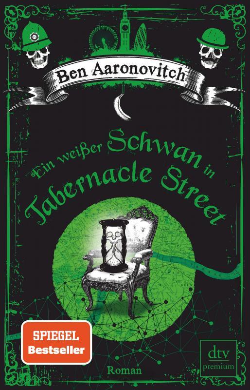 Cover-Bild Ein weißer Schwan in Tabernacle Street