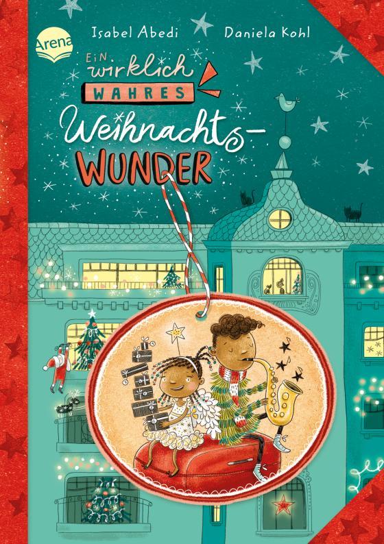 Cover-Bild Ein wirklich wahres Weihnachtswunder