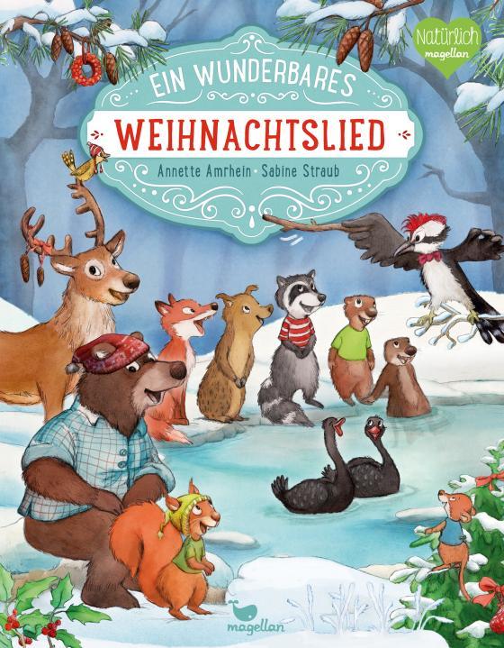 Cover-Bild Ein wunderbares Weihnachtslied
