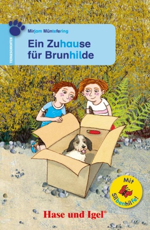 Cover-Bild Ein Zuhause für Brunhilde / Silbenhilfe