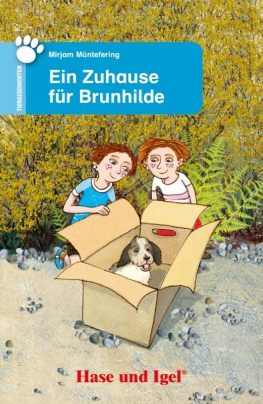 Cover-Bild Ein Zuhause für Brunhilde