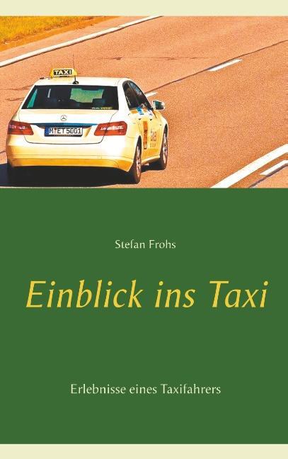 Cover-Bild Einblick ins Taxi