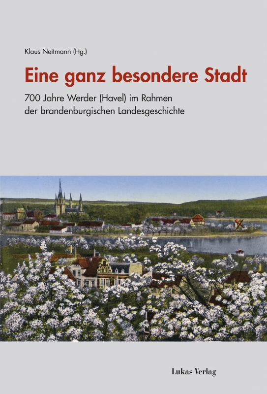 Cover-Bild Eine ganz besondere Stadt