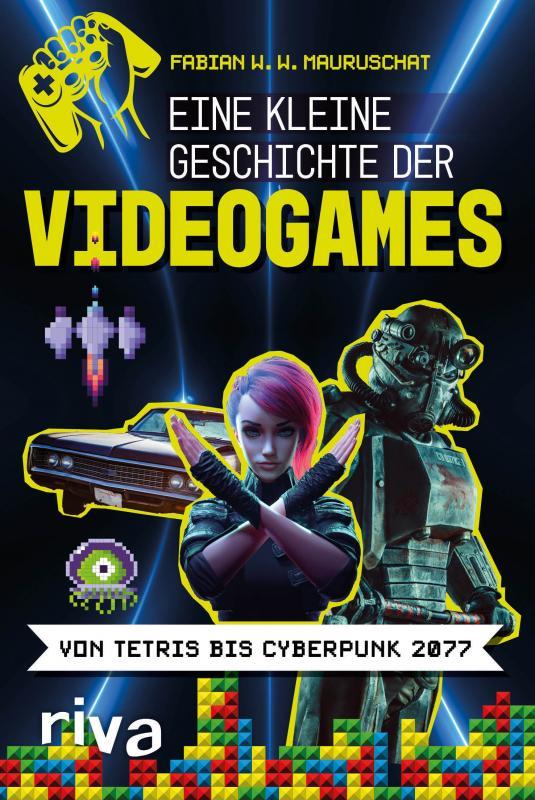 Cover-Bild Eine kleine Geschichte der Videogames