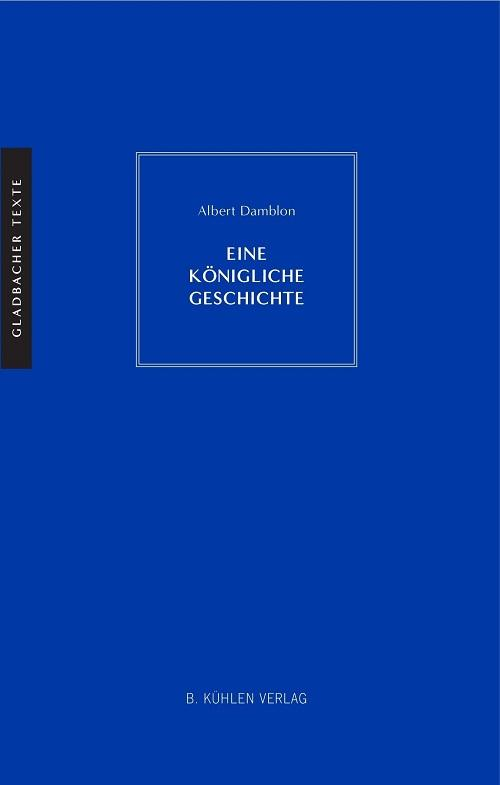 Cover-Bild Eine königliche Geschichte