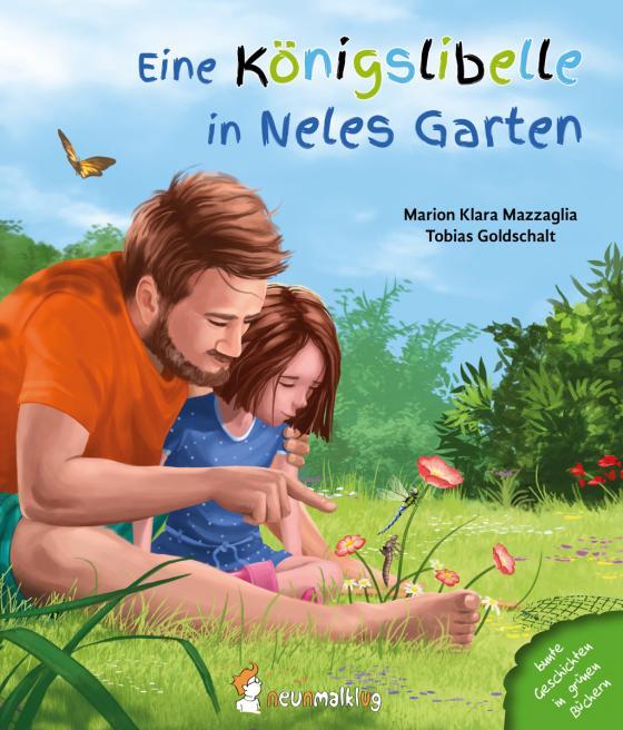 Cover-Bild Eine Königslibelle in Neles Garten