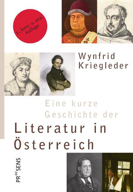 Cover-Bild Eine kurze Geschichte der Literatur in Österreich