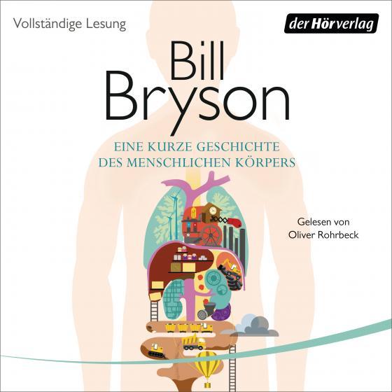 Cover-Bild Eine kurze Geschichte des menschlichen Körpers