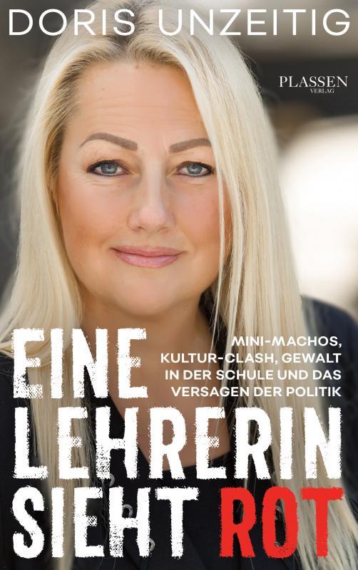 Cover-Bild Eine Lehrerin sieht Rot