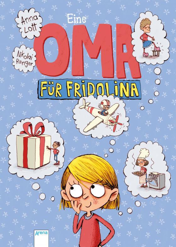 Cover-Bild Eine Oma für Fridolina
