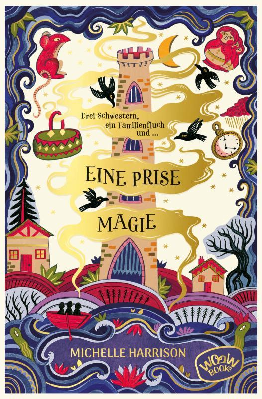 Cover-Bild Eine Prise Magie