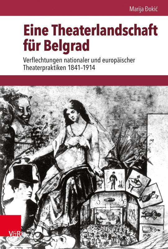 Cover-Bild Eine Theaterlandschaft für Belgrad