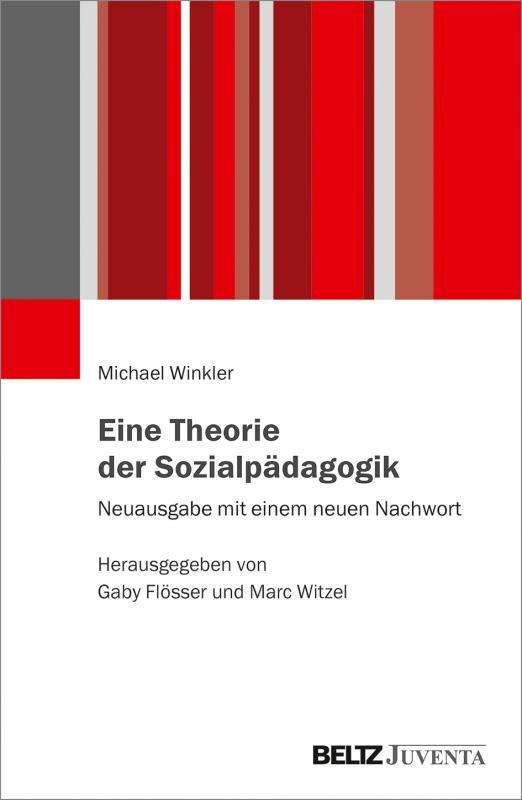 Cover-Bild Eine Theorie der Sozialpädagogik