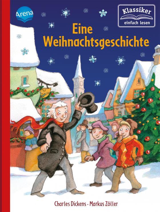 Cover-Bild Eine Weihnachtsgeschichte